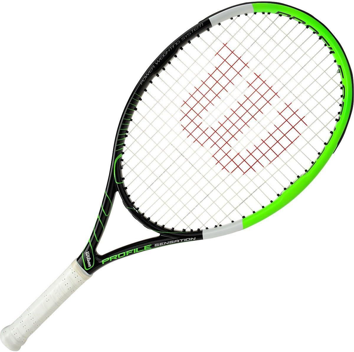 Wilson Profile Tennis Racquet Over Grip Black