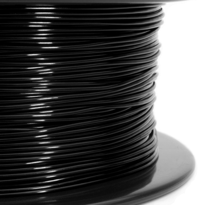 Black 2.2lb for 3D Printers Gizmo Dorks 1.75mm PLA Filament 1kg