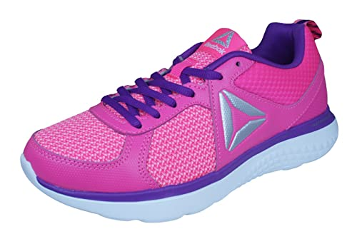 bb13b97825c Reebok Astroride Girls Running Trainers Shoes  Amazon.co.uk  Shoes   Bags