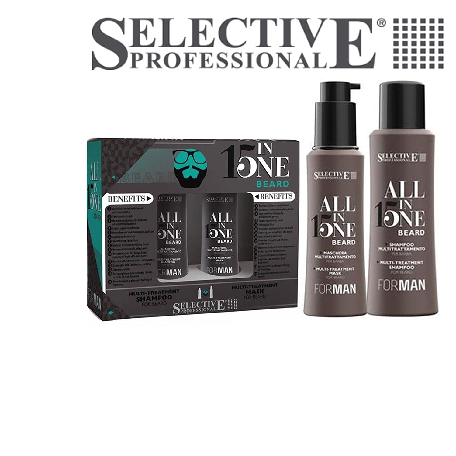 Selective Professional - Kit All In One Barbe
