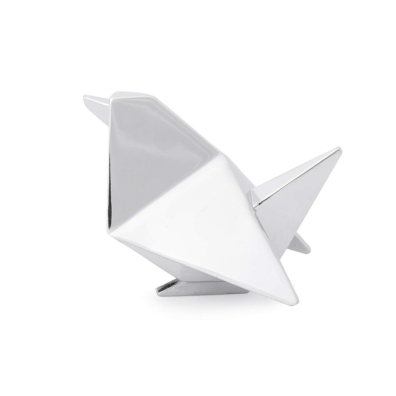Metal cromado//acabado Umbra cisne Origami Anillo soporte/ /moderno anillo soporte//organizador de anillo peque/ño gran idea de regalo de recuerdo de la fiesta y con estrellas