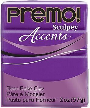 Premo ACCENTS Polymer Clay 2 oz Bars