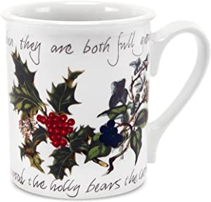 Portmeirion The Holly & The Ivy 9oz Fine Earthenware Mug