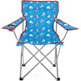 Kids Children Folding Fishing Camping Hiking Picnic Garden Chair Collapsible