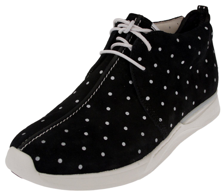 CLARKS Traxter Men's Lace Up Shoes (US 8, Grey Black)