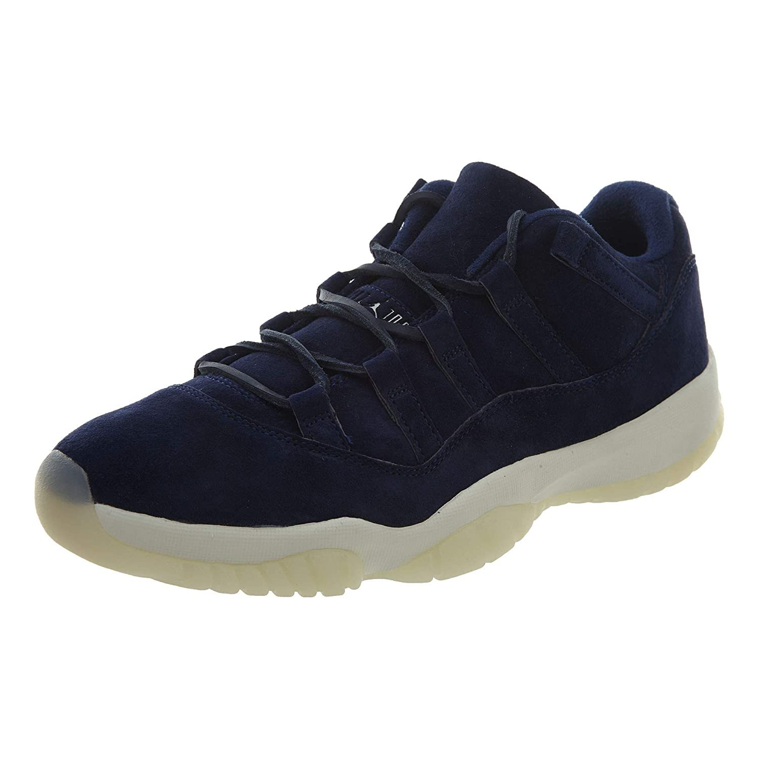 online store eabf8 19617 Amazon.com | Jordan Air XI (11) Retro Low (Jeter) | Fashion ...