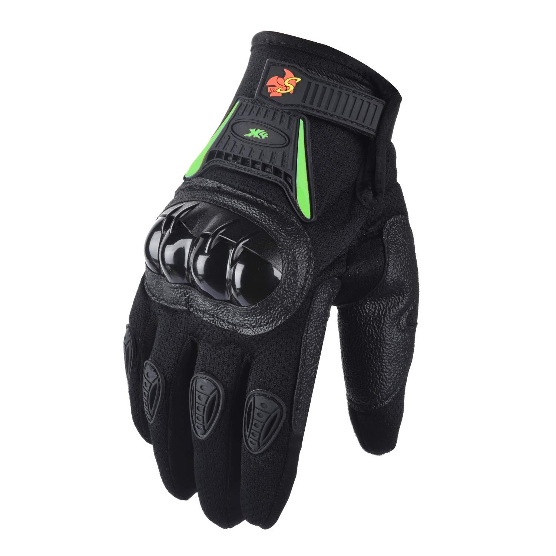 Amazon.com: Guantes de dedo completo de motocicleta y ...