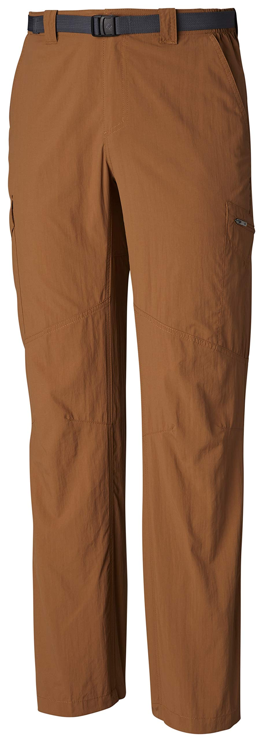 Columbia Men's Silver Ridge Cargo Pant, Camel Brown, 30x30