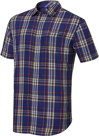 Odlo Hemd Shirt Short Sleeve Meadow - Camisa/Camiseta para ...