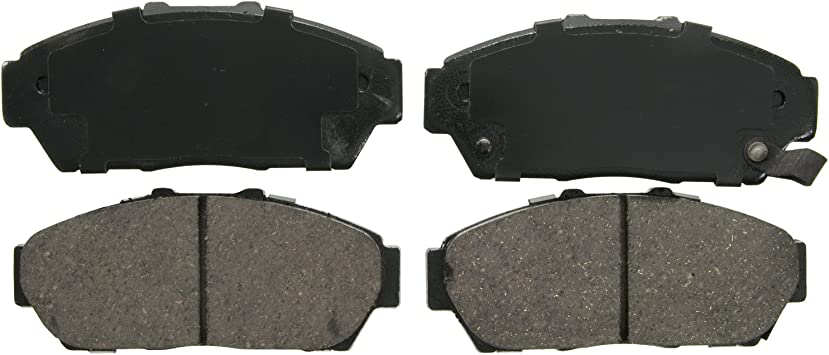 Disc Brake Pad Set-QuickStop Disc Brake Pad Front Wagner ZD617