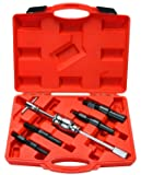 8milelake 5PCS Bearing Puller Slide Hammer Tool Kit