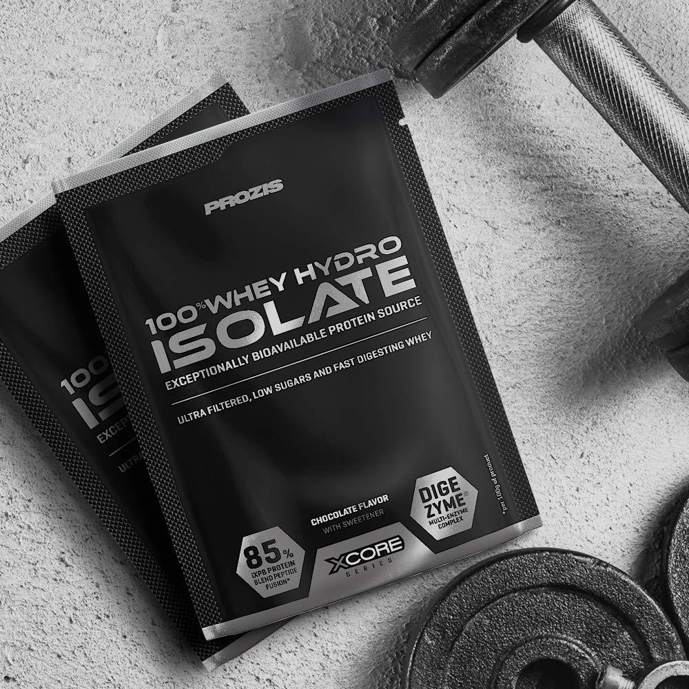 Xcore Sachet 100% Whey Hydro Isolate SS 31 g Chocolate ...