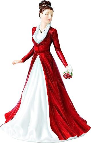 Royal Doulton Songs of Christmas Phase 2 Jingle Bells Figurine