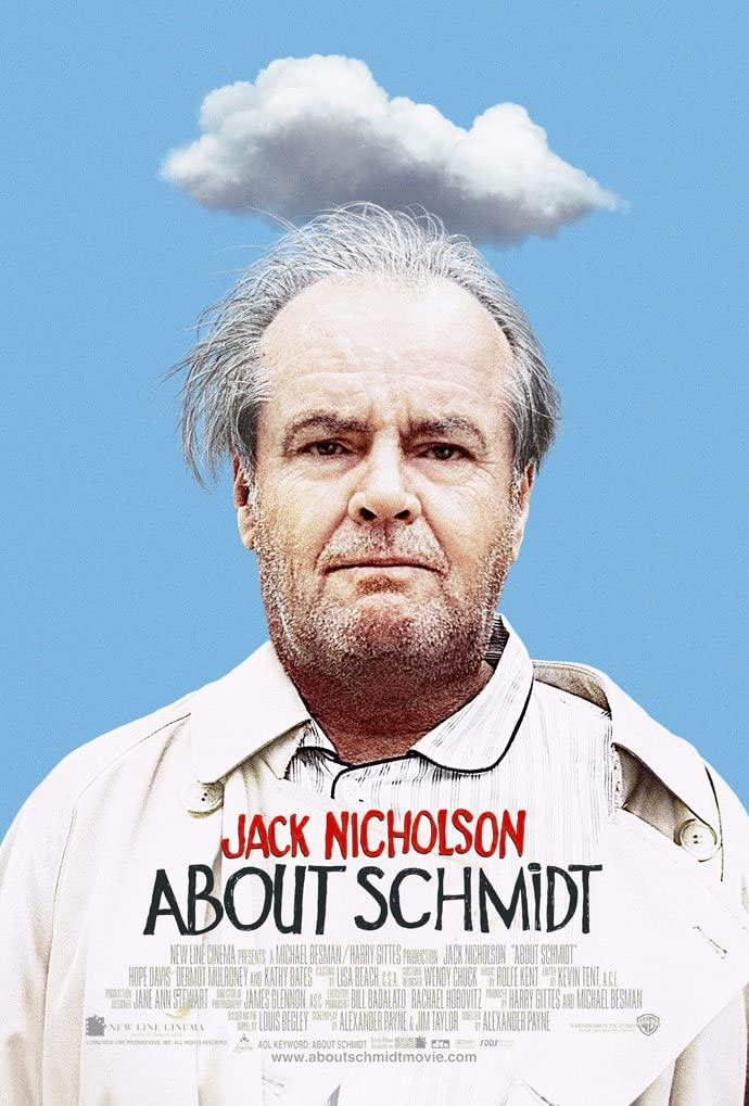 Amazon.com : ABOUT SCHMIDT MOVIE POSTER 1 Sided ORIGINAL Advance ...