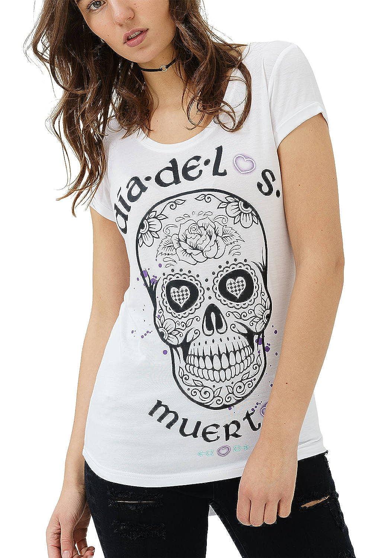 TALLA M. trueprodigy Lynette Camiseta para Mujer