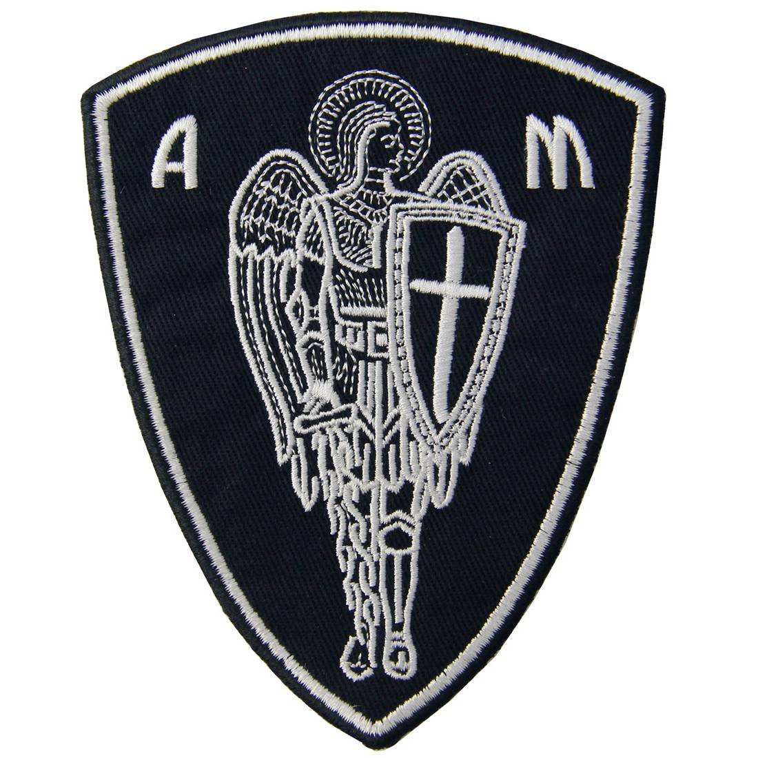 Michael Army Tactical Morale Combat Patch Biker Motorcycle Archangel Saint St