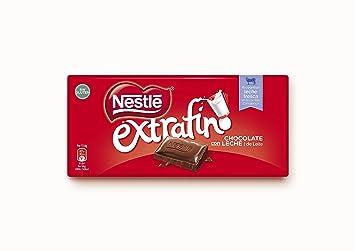 NESTLÉ EXTRAFINO Chocolate Con Leche - Tableta de Chocolate: Amazon.es: Amazon Pantry