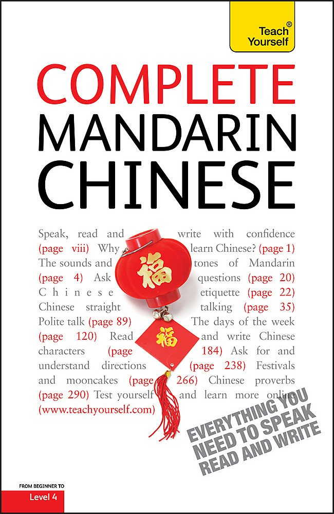 Download Teach Yourself Complete Mandarin Chinese PDF