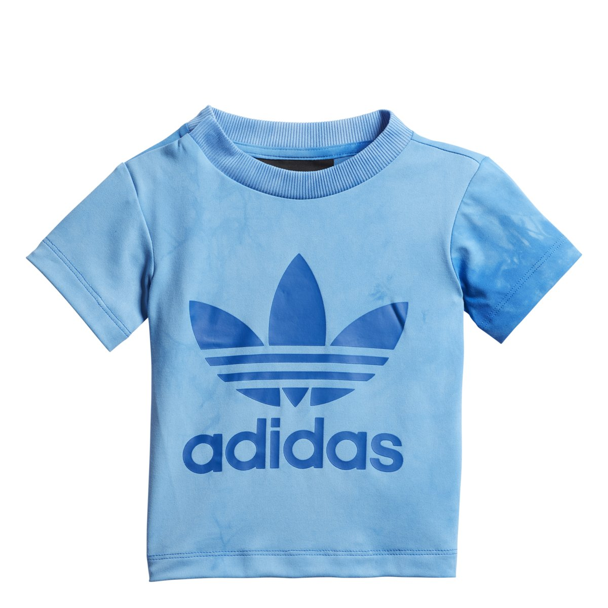 51bdcd5a6 Amazon.com  adidas Originals Pharrell Williams HU Holi Infants T-Shirt Blue  cz0987 (Size 3M)  Clothing