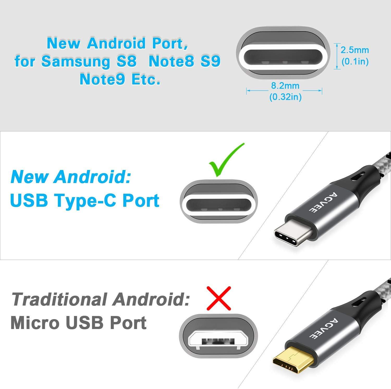 TELT-BK04 AGVEE USB C Cable Model