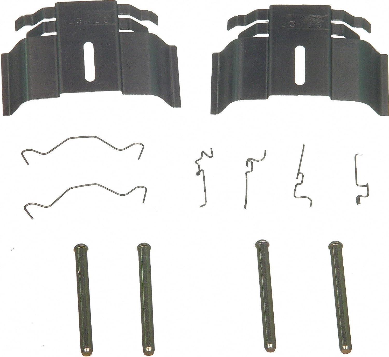 Rear Wagner H15678 Disc Brake Hardware Kit