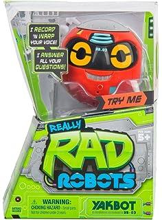 Amazon Com Mibro Really Rad Robots Interactive Remote Control