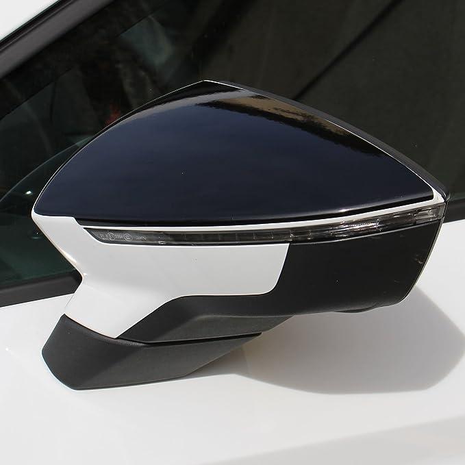 Finest Folia D054 Espejo retrovisor Espejo Adhesivo Lámina Espejo: Amazon.es: Coche y moto