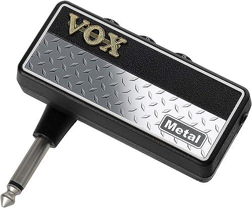 VOX AP2MT amPlug 2 Metal Guitar/Bass Headphones