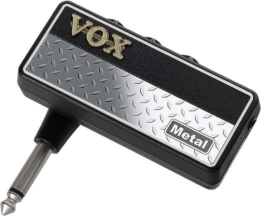 Vox AmPlug 2 Metal : le plus extrême de tous les amPlugs !