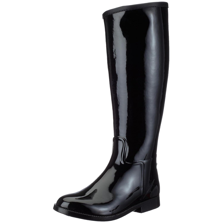 BE ONLY Damen BOTTE CAVALIERE schwarzE Stiefel