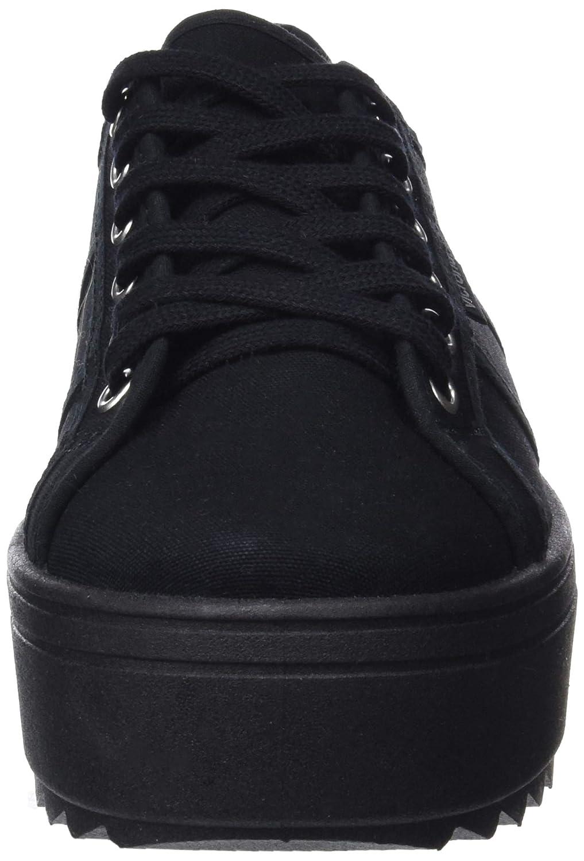 Negra, Zapatillas Unisex Adulto: Amazon.es: Zapatos y complementos