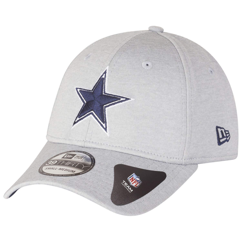 New Era 39Thirty Stretch Cap Shadow TECH Dallas Cowboys