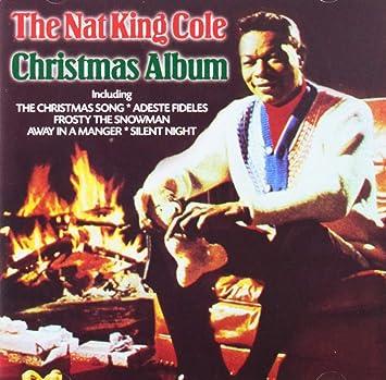 Nat King Cole Weihnachtslieder.Christmas Album