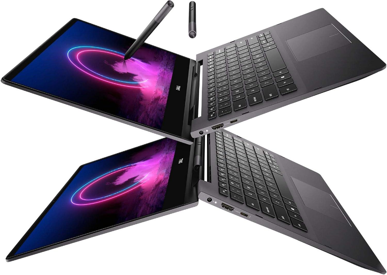 512GB SSD 3840x2160 Bluetooth Dell 13.3-Inch 2-in-1 4K UHD 16GB DDR4 Backlit Keyboard Intel i7-10510U Processor Windows 10 w//Dell Active Pen Fingerprint Reader 32GB Optane Touch Laptop PC