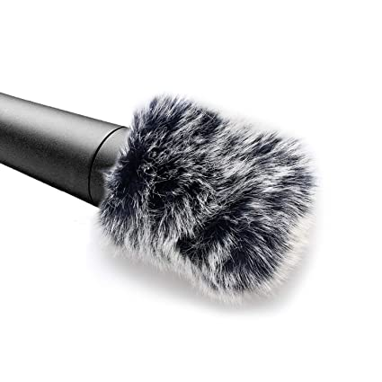 Amazon com: YOUSHARES Microphone Furry Windscreen Muff - Customized