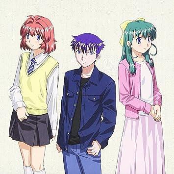 Haruko shido onegai ☆ twins zerochan anime image board.