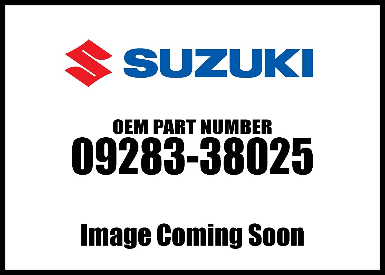 Suzuki 2005-2011 Kingquad 700 Seal Clutch Hou 09283-38025 New Oem