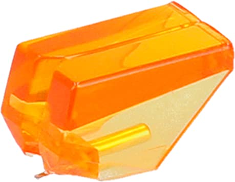 Diamante AGEPS24 - Aguja giradiscos, color naranja: Amazon.es ...