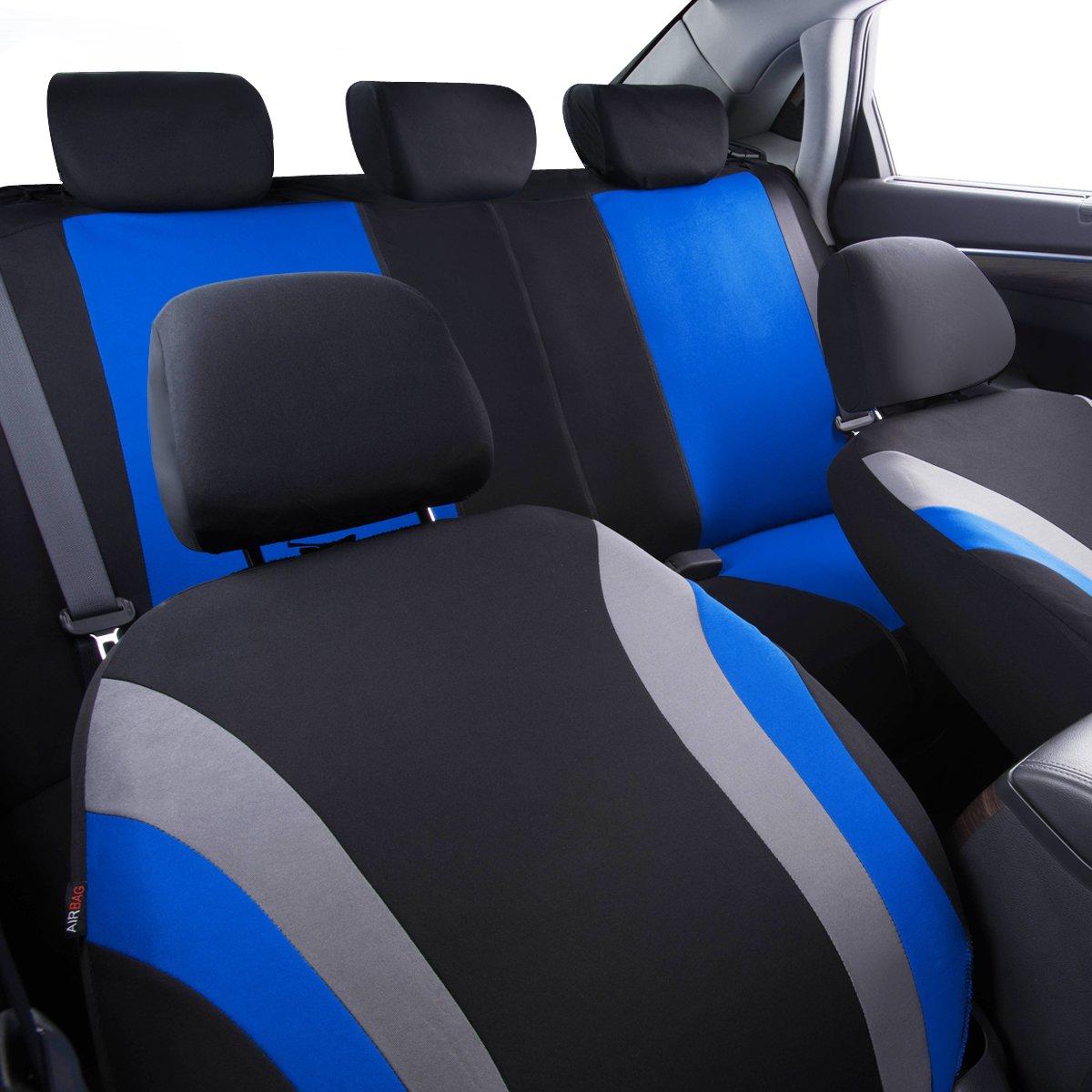 Front Right Honda Genuine 81131-S02-A31ZA Seat Cushion Trim Cover