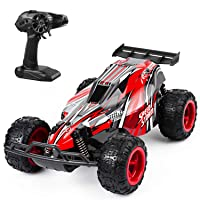 Deals on Jeypod 2.4 GHZ High Speed Racing RC Car with 4 Batteries
