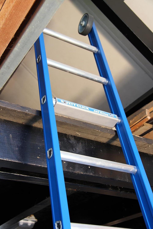 Safety-Click, Leitersicherung, Leiterhaken, SafetyClick TYP 1 fü r Bodenmontage ASC Group