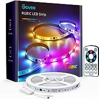 Govee RGBIC LED Strip Lights with IR Remote