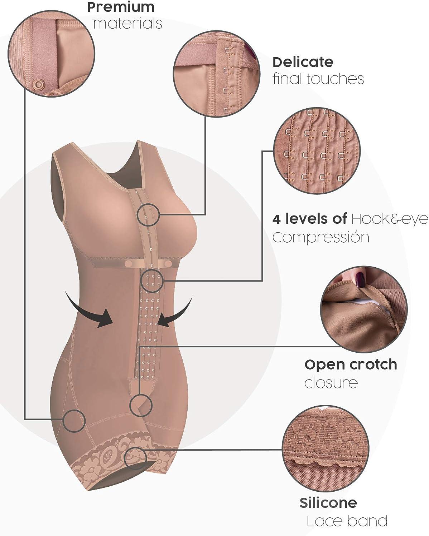 Sonryse S86 BBL Faja Garment After Surgery Post Liposuction Compression Garments