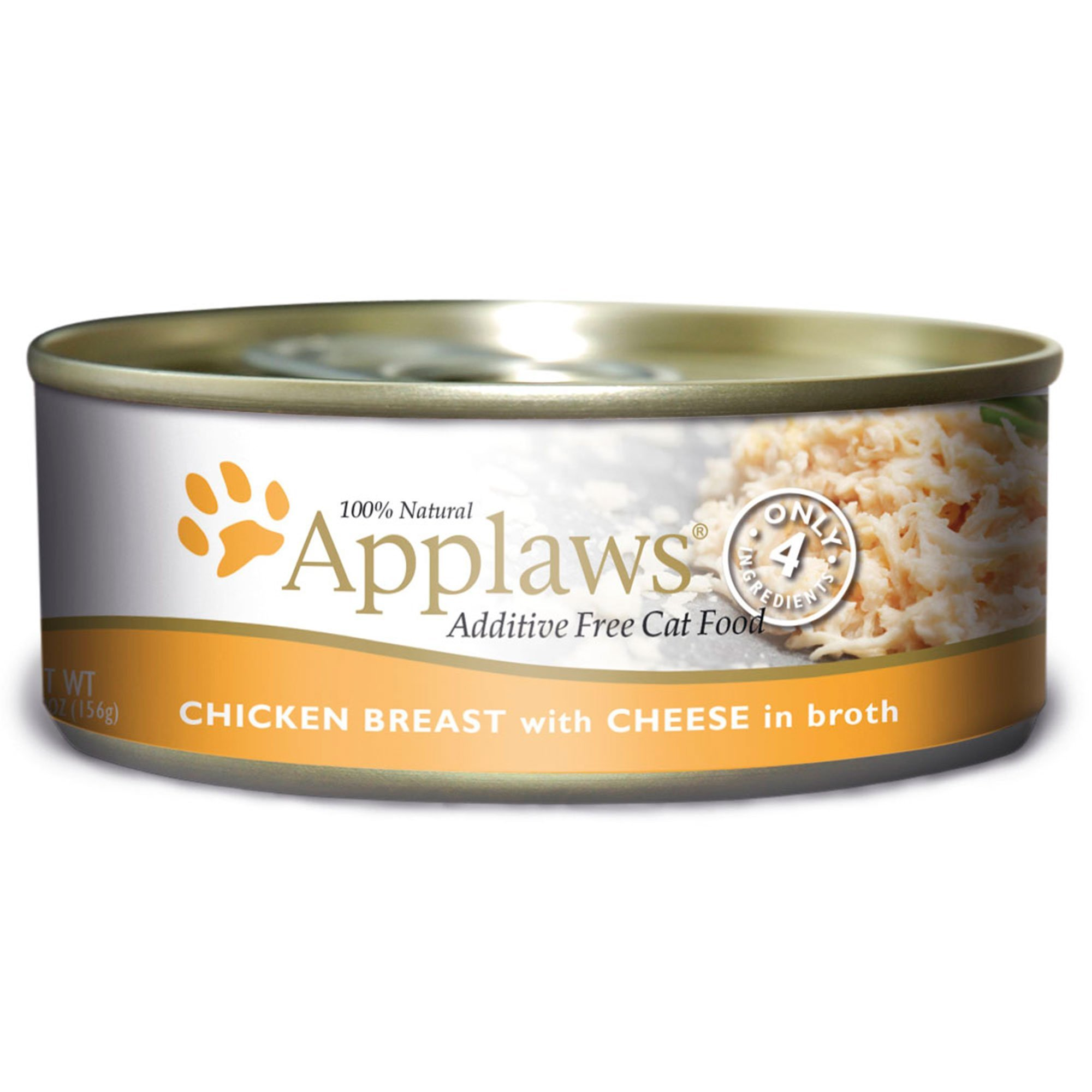 Applaws Chicken Breast And Cheese, 24 - 5.5-Ounce Can by Applaws