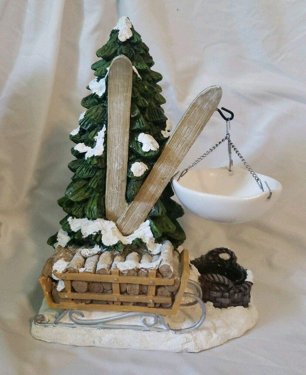 Yankee Candle Hanging Holiday Tree Tart Wax Burner/Warmer