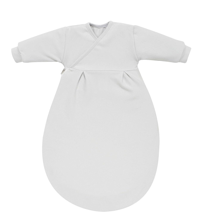 Alvi Baby Mäxchen Innensack   Ganzjahres-Kinder-Schlafsack, Größe:50, Design:silbergrau Größe:50