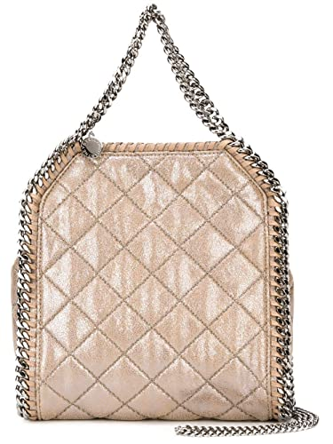 b71630eb78 Amazon.com: Stella McCartney Baby Bella Falabella Mini Quilted Redwood  371223W9643 Tote: Shoes