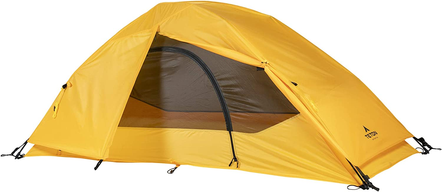 Teton Sports Outfitter XXL Quick Tent; One-Person Pop-Up Tent; Less than 1 Mi...