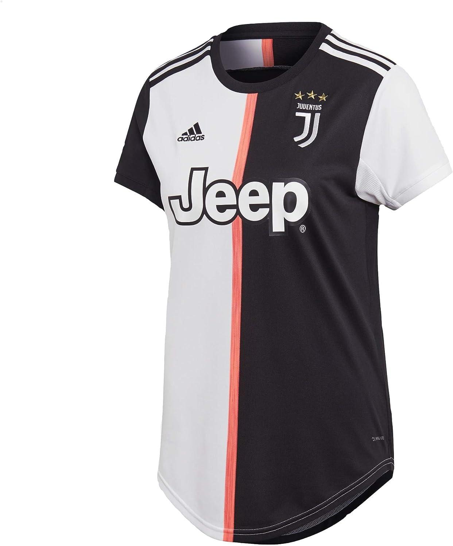 adidas Women's Soccer Juventus Home Jersey 2019
