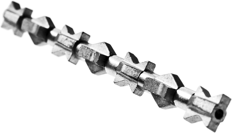 1 Pair ICETrekkers Diamond Grip Traction Cleats
